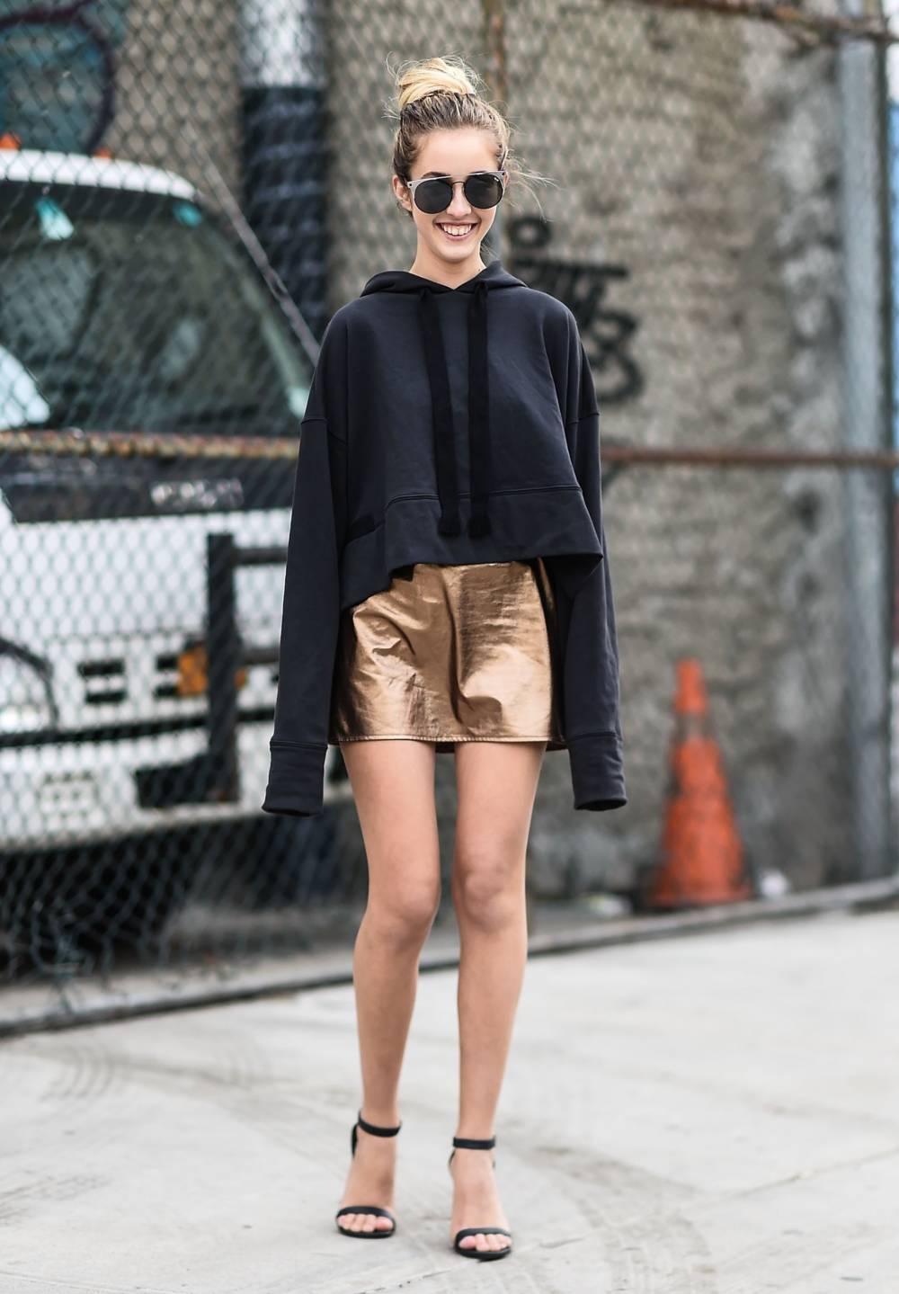 Fashion Blogger Rosa Crespo
