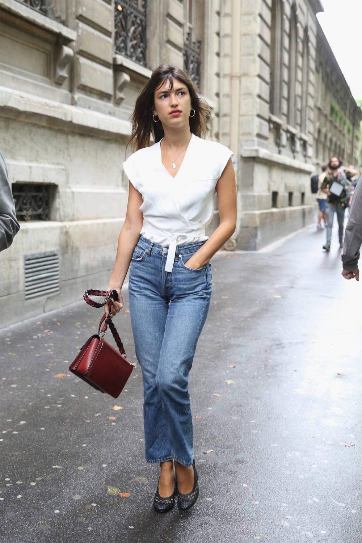Street Style Jeanne Damas