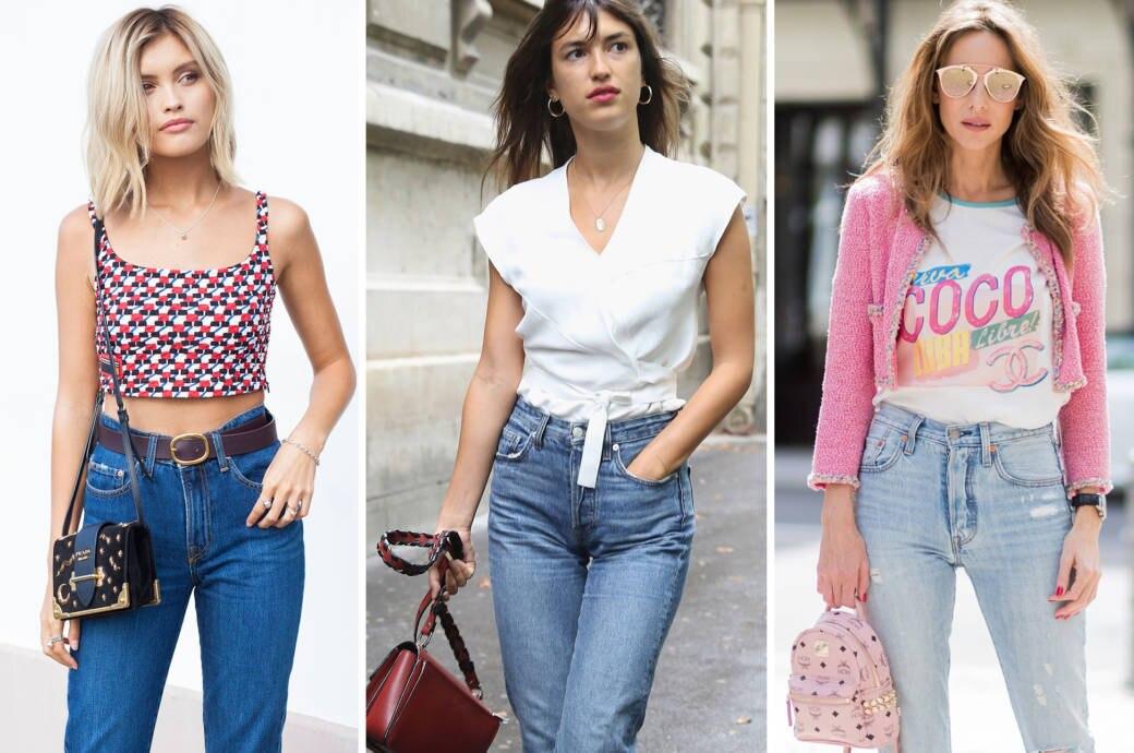 Jeans-Trends für jede Figur