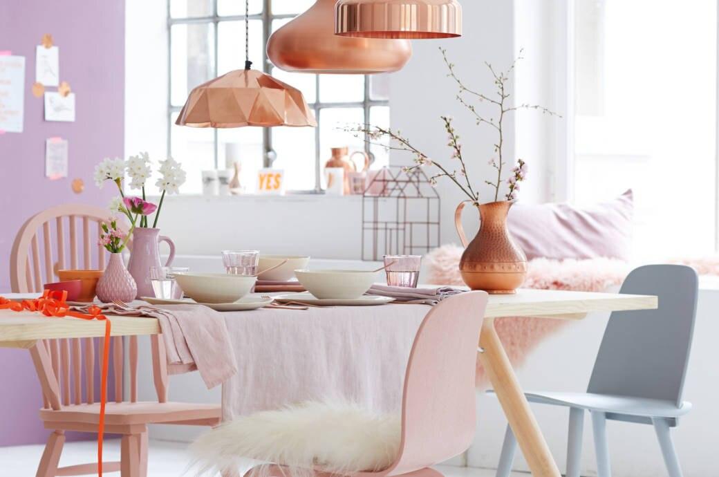Möbel In Rosa Für Die Wohnung Stylebook