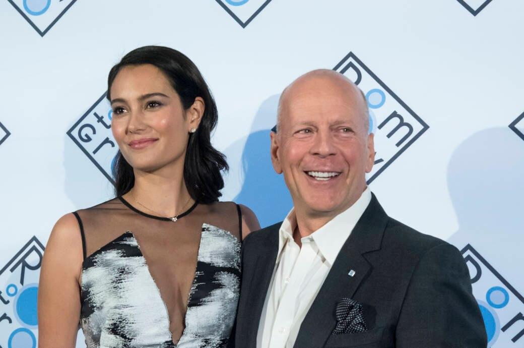 Emma Willis und Ehemann Bruce