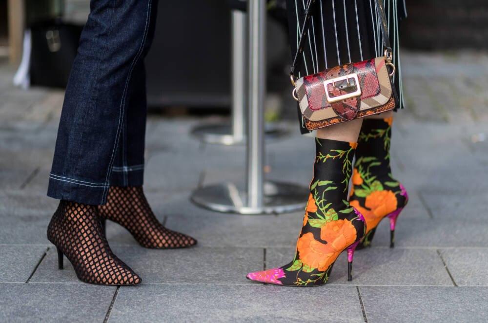 Balenciaga Sock-Boots