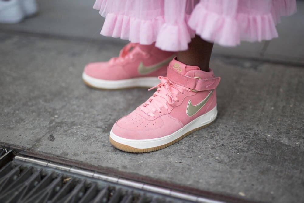Nike-Sneaker in New York