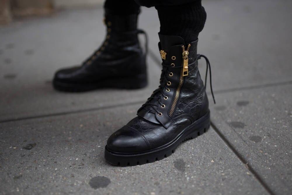 Christian Dior-Schuh