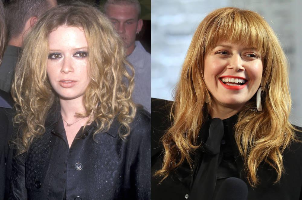 Natascha Lyonne 1999 und 2017