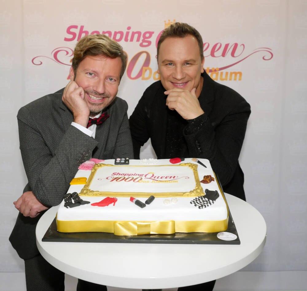 Thorsten Schorn und Guido Maria Kretschmer