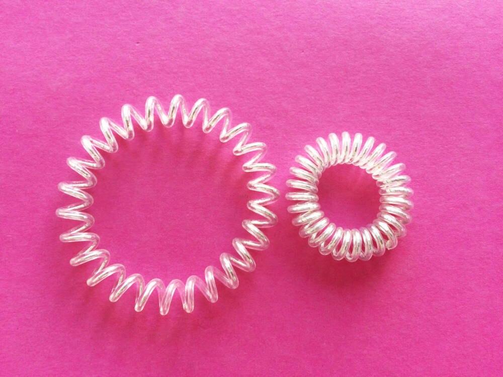 Spiral-Haargummis