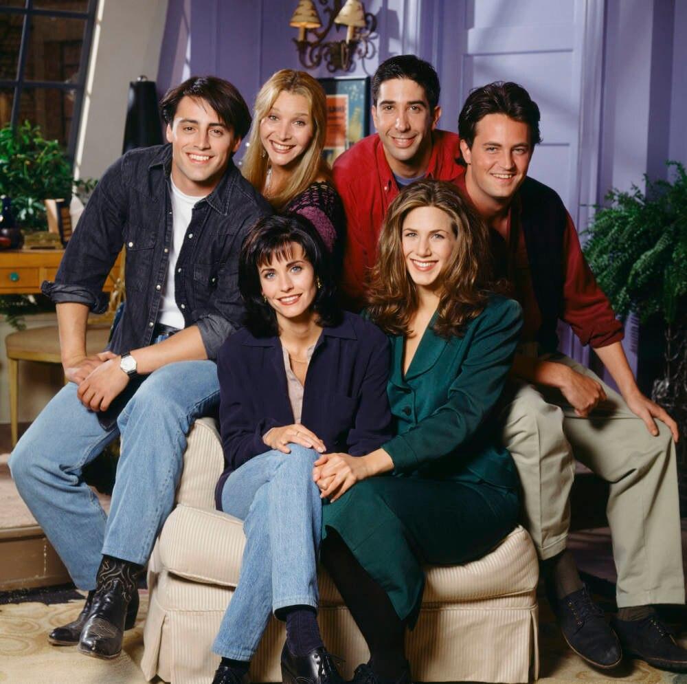 Friends-Stars Staffel Eins