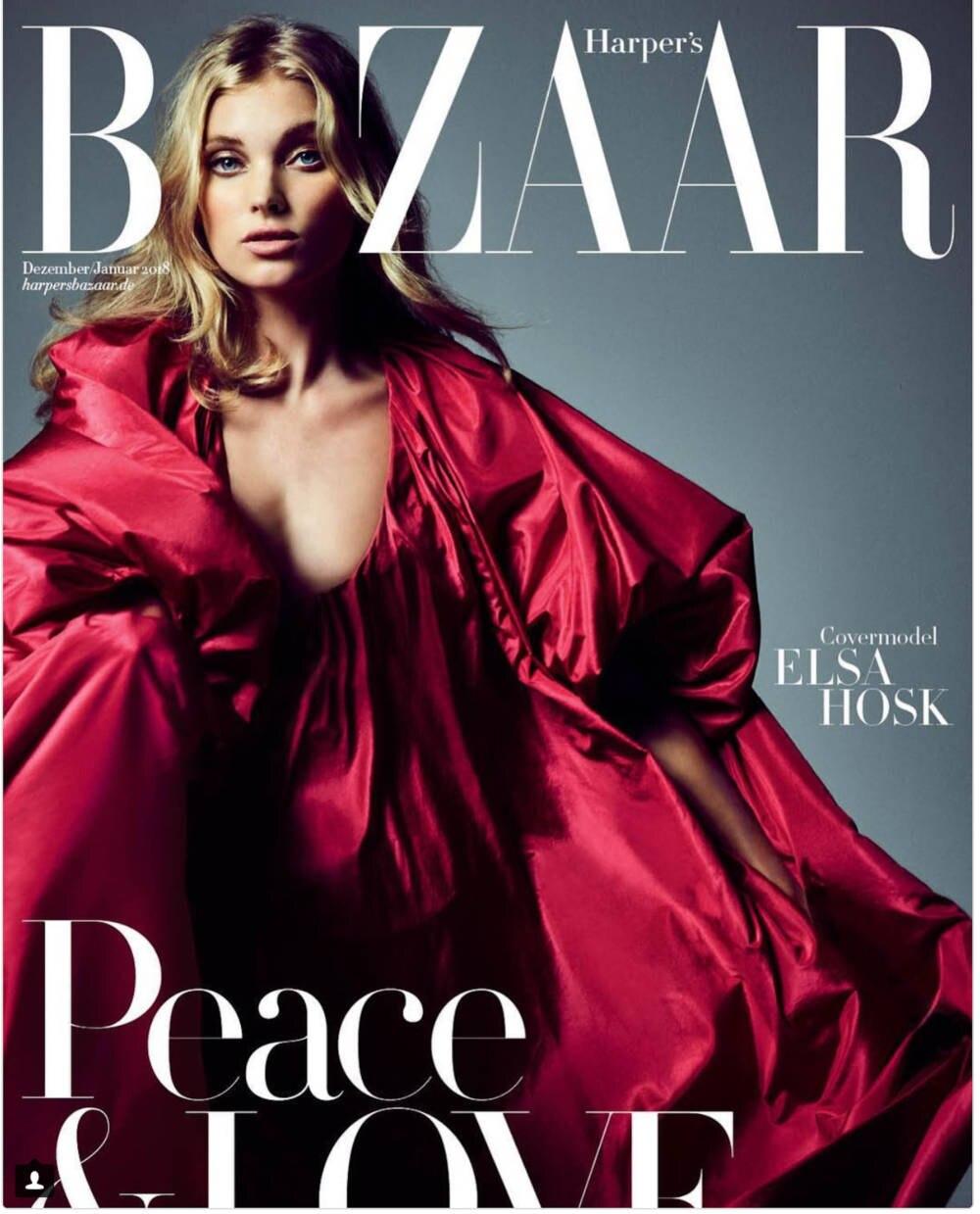 Cover Harpers' Bazaar