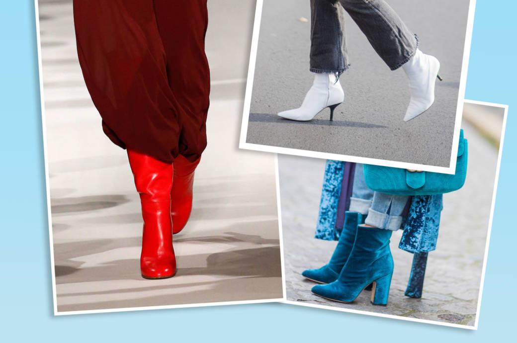 Schuh-Trends Winter