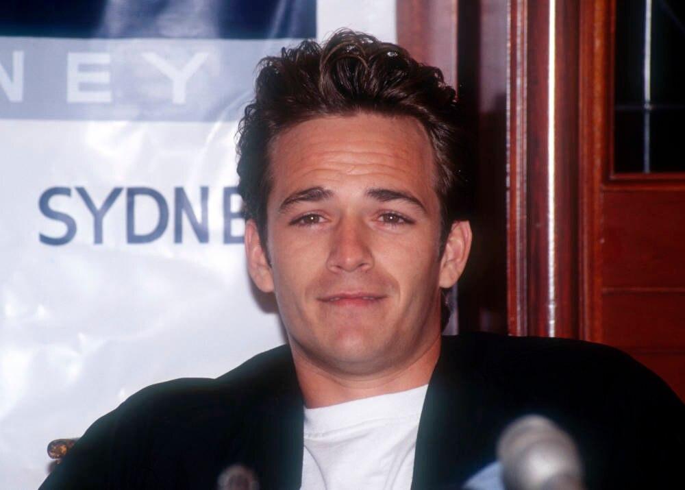 Luke Perry 1990
