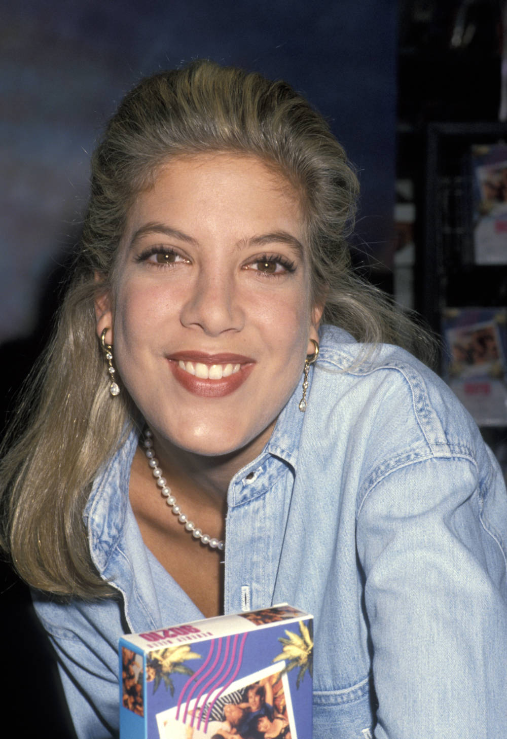 Tori Spelling 1992