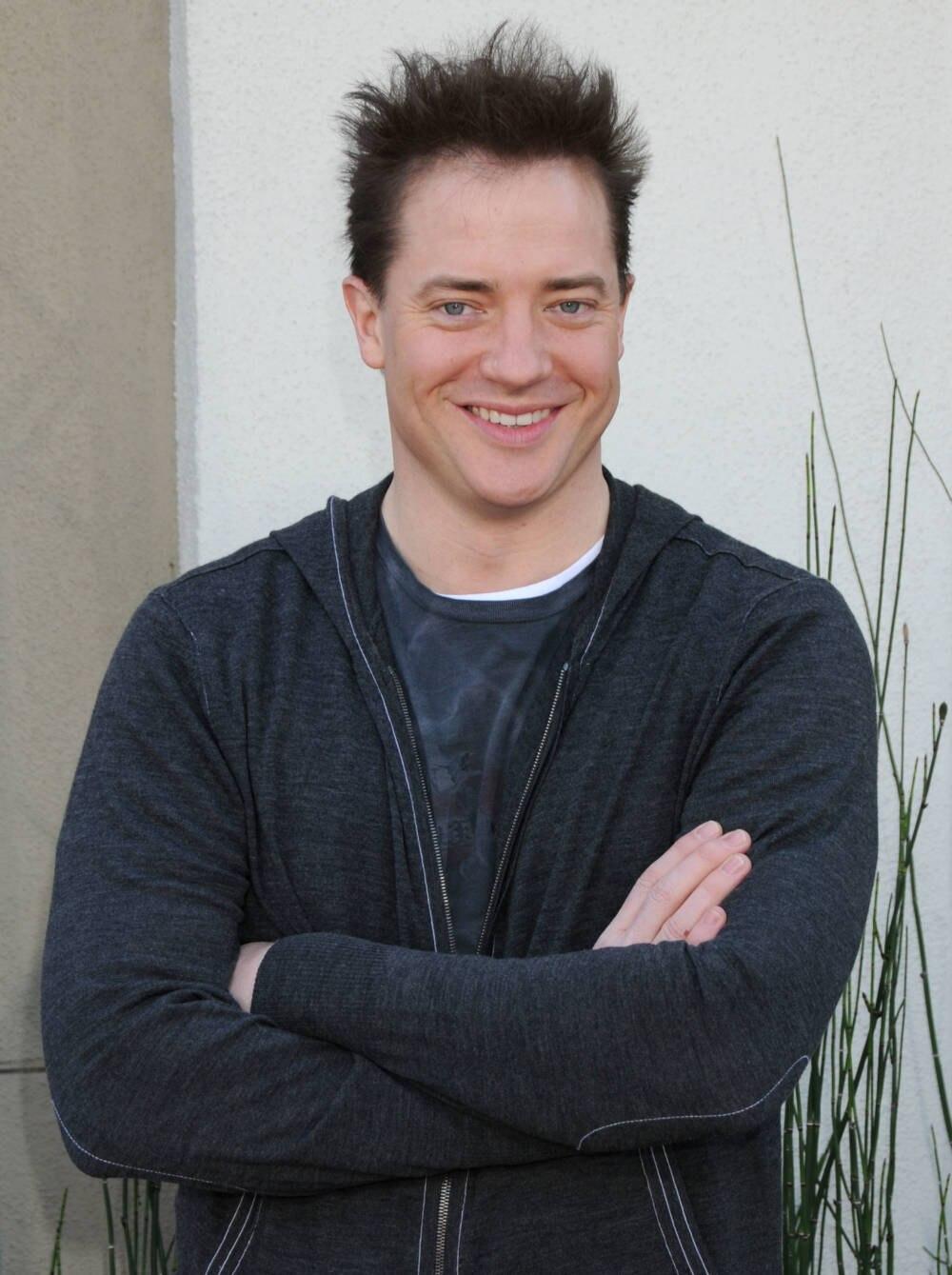 Brendan Fraser 2009