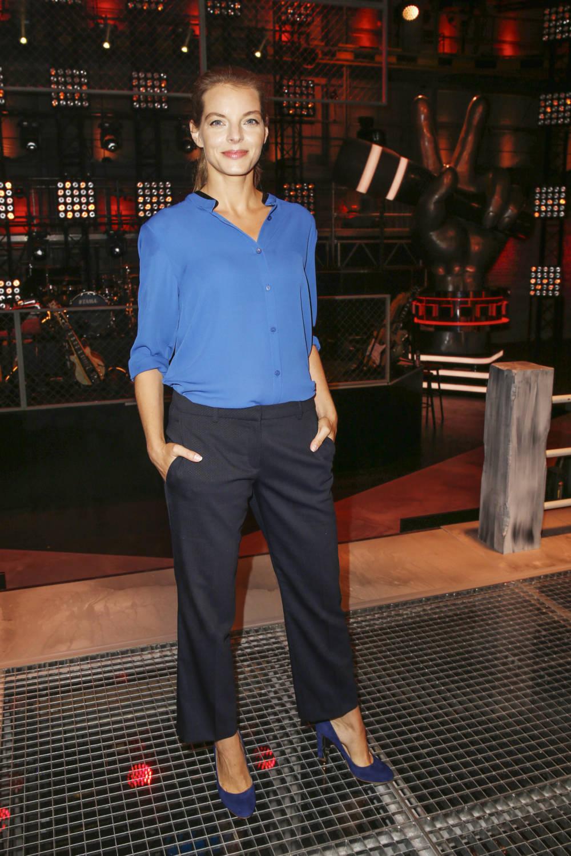 Yvonne Catterfeld Der Style Von The Voice Of Germany Star