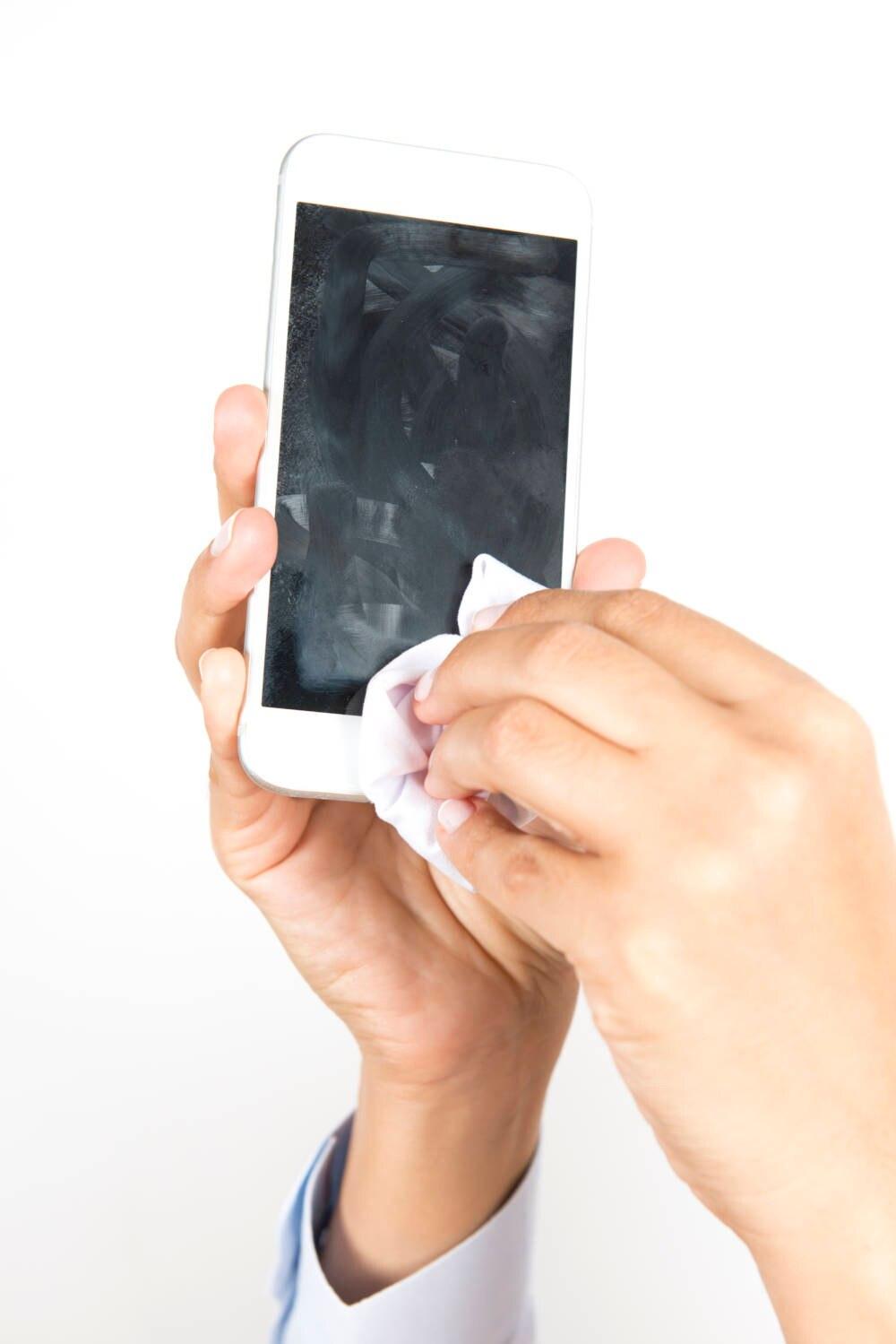 Handy desinfizeieren