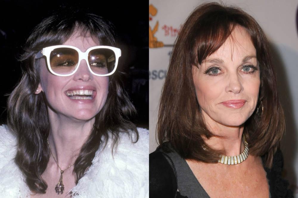Pamela Sue Martin 1982 und 2015