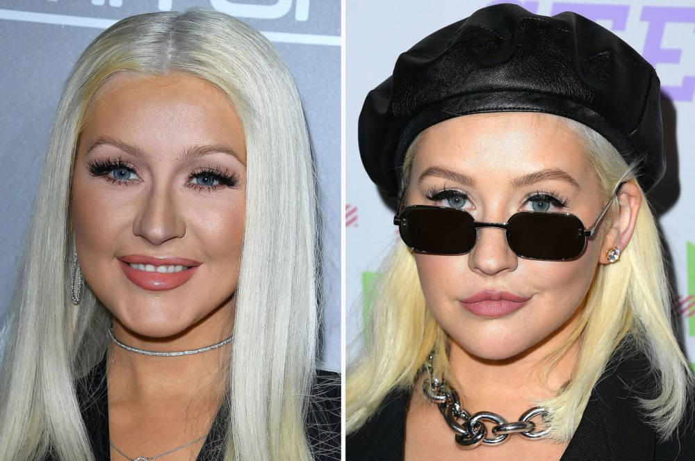 Christina Aguilera 2017 und 2018
