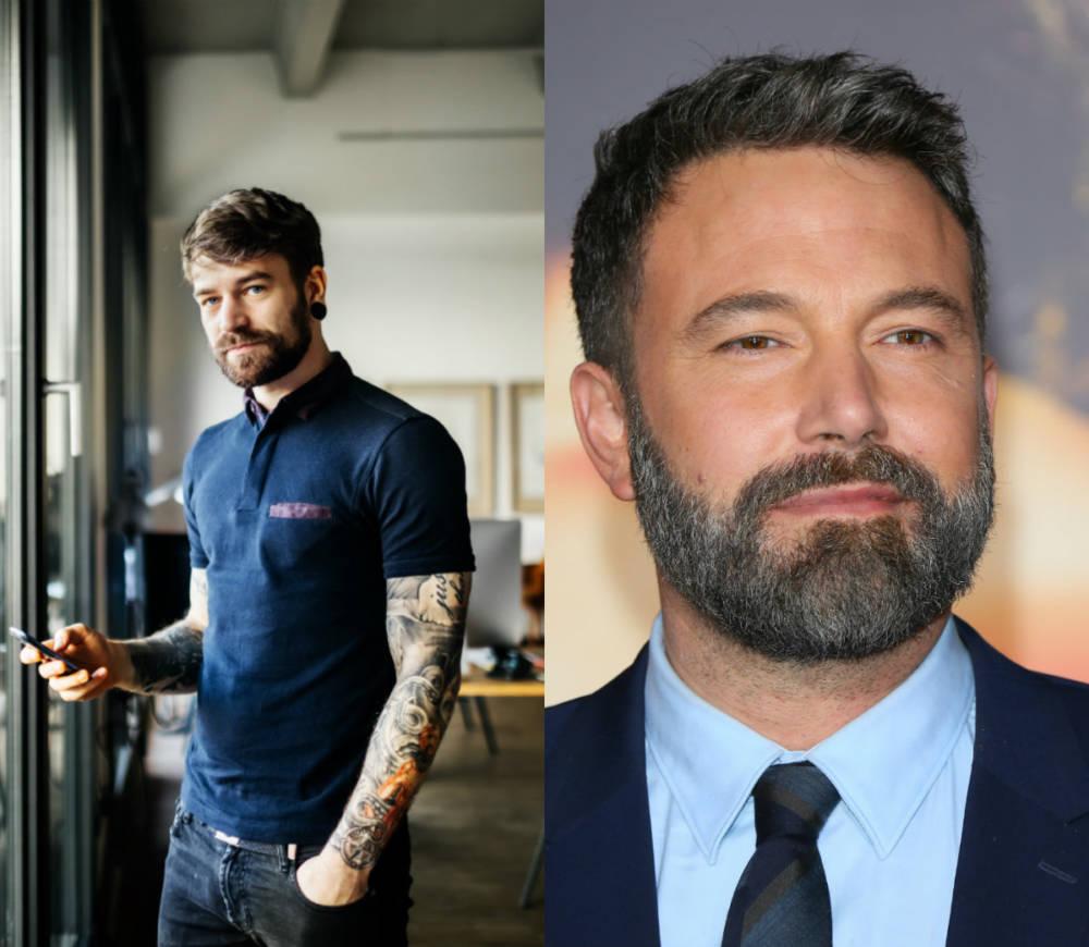 Vollbart Oder Babyface Diese Bart Trends Trägt Mann 2018 Stylebook