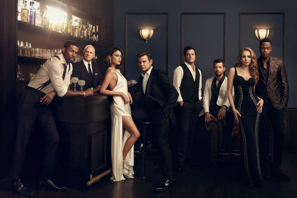 Denver Clan Cast bei Netflix