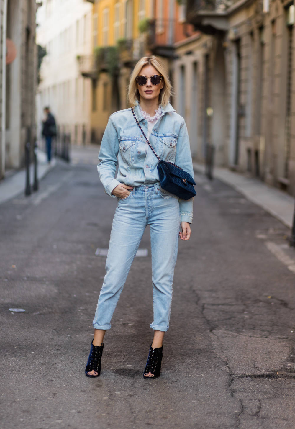 Denim Streetstyle