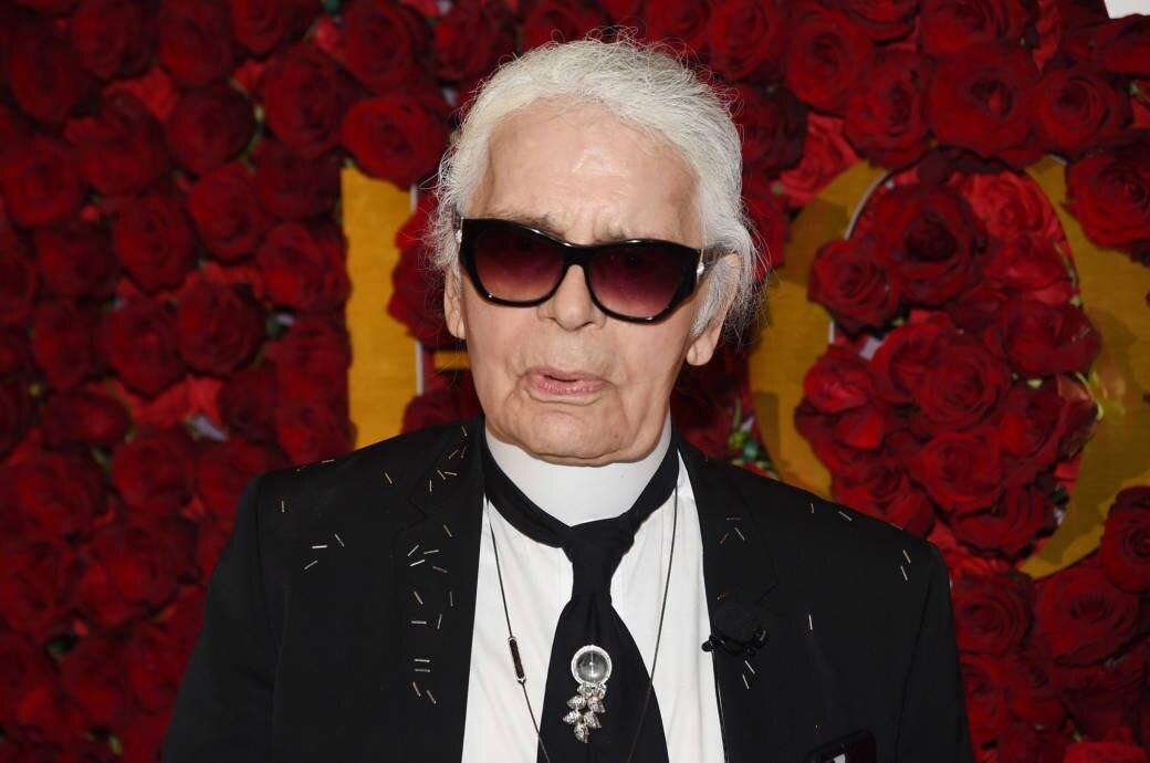 Karl Lagerfeld mit Bart - eine Vogue-Redakteurin kommentiert den Look