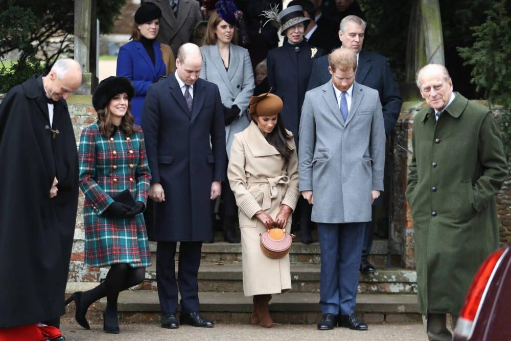 Die royale Familie