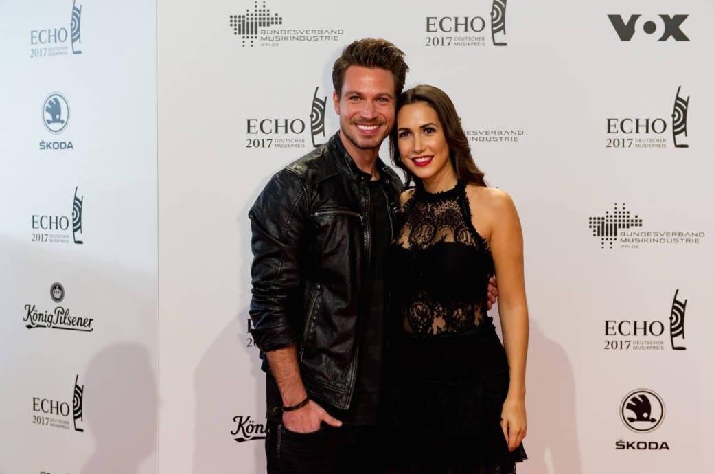 Sebastian Pannek und Freundin Clea-Lacy Juhn