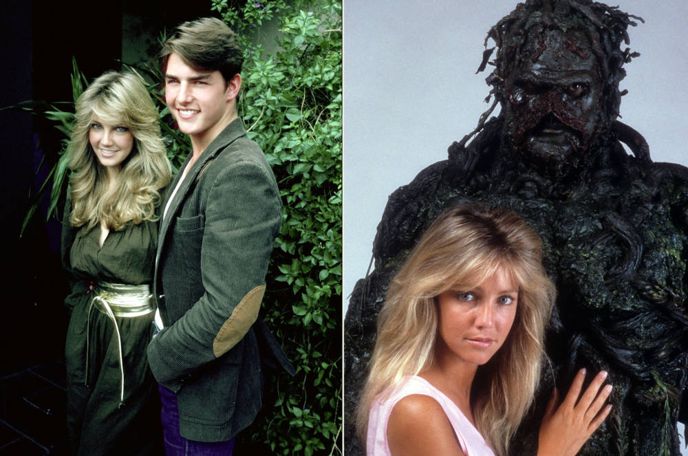 Tom Cruise und Heather Locklear, Heather Locklear und Leinwandpartner