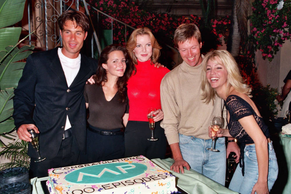 Melrose Place-Cast