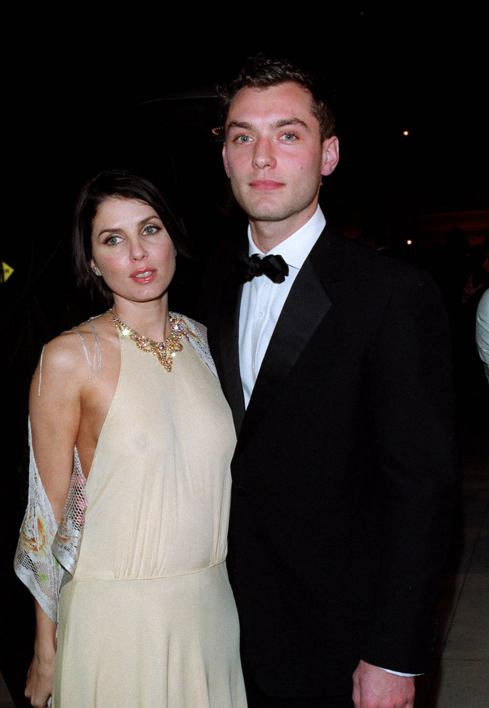 Jude Law Sadie Frost 2000