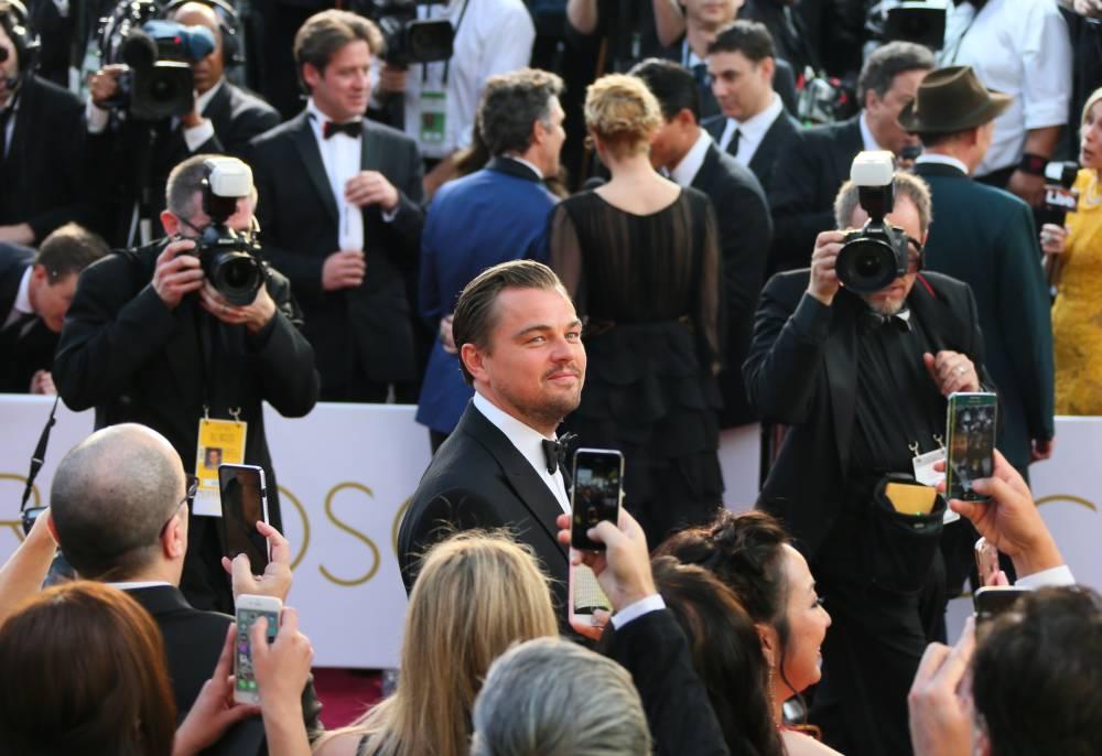 Leonardo DiCaprio 2017