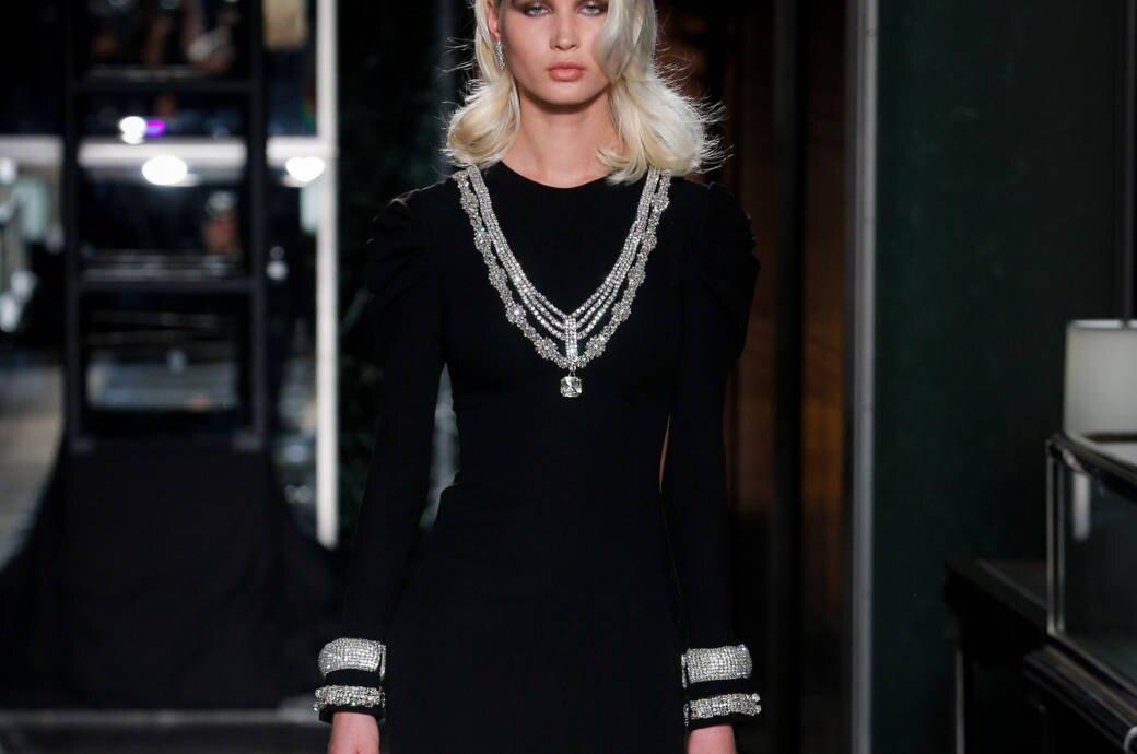 Model Milena Garbo