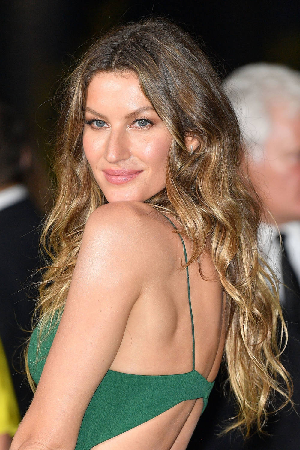Gisele B 252 Ndchen Ohne Make Up Auf Dem Vogue Cover Stylebook