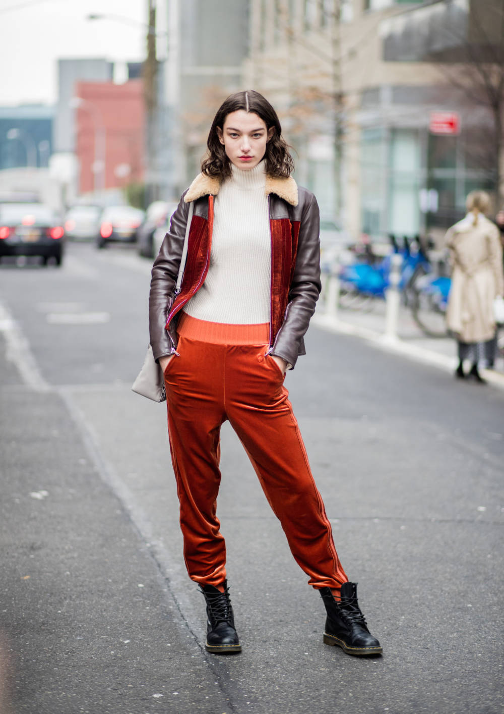 Athleisure-Trend Streestyle