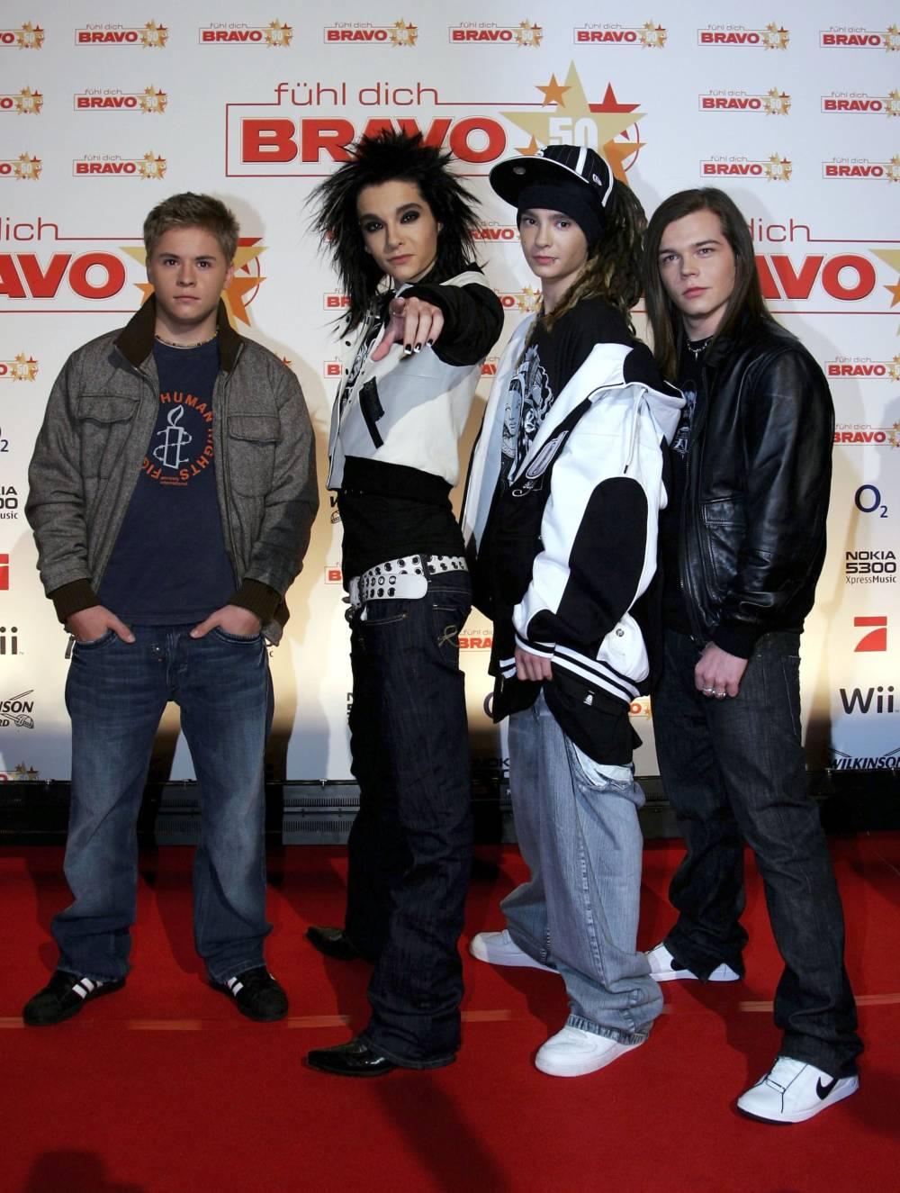 Tokio Hotel 2006