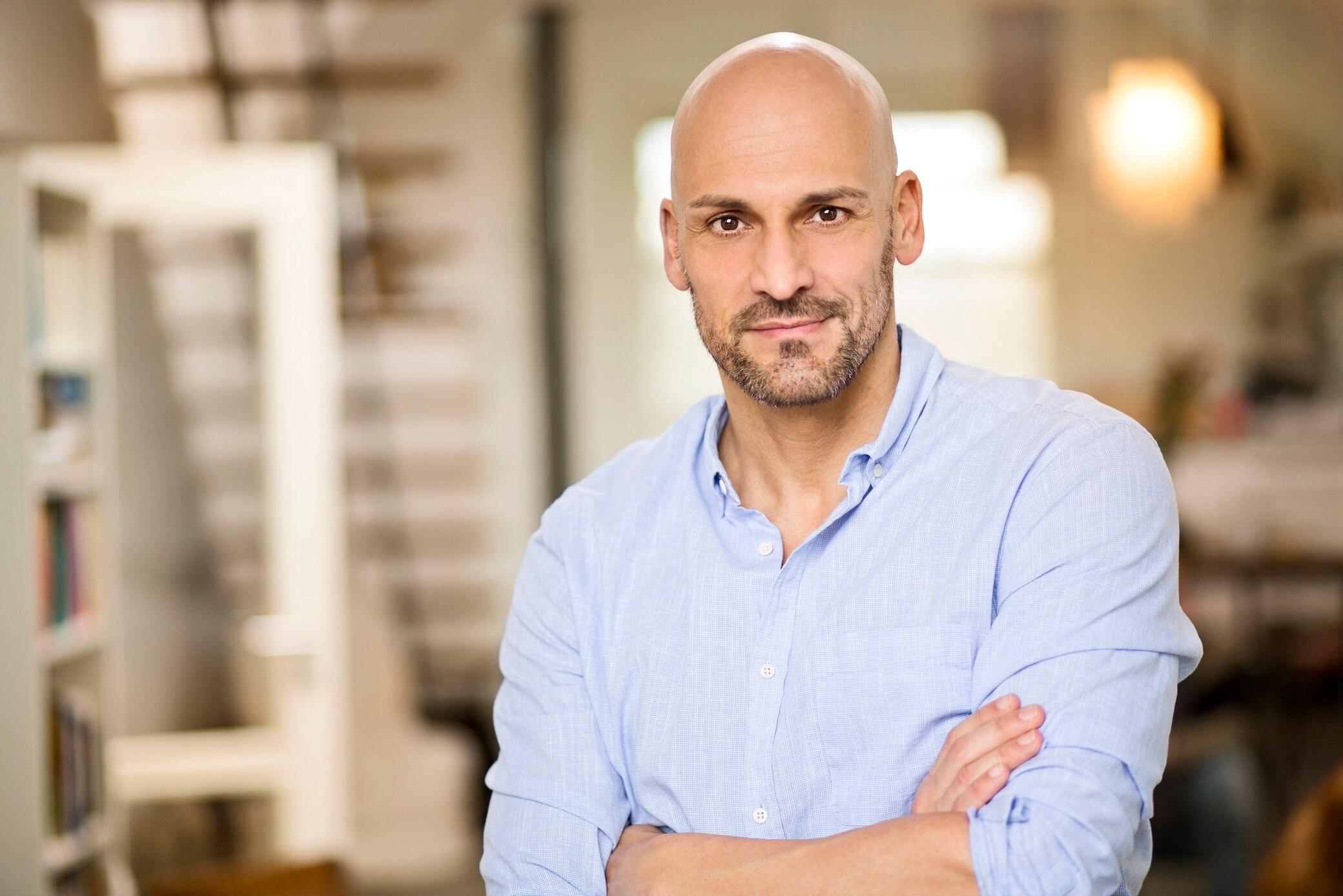 Studie: Männer mit Glatze sind erfolgreicher und attraktiver