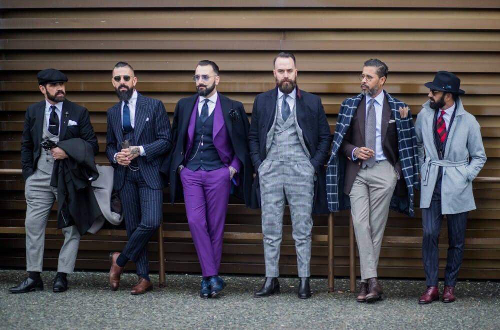 Stilexperte Klart Auf Das Machen Manner Beim Anzug Falsch Stylebook