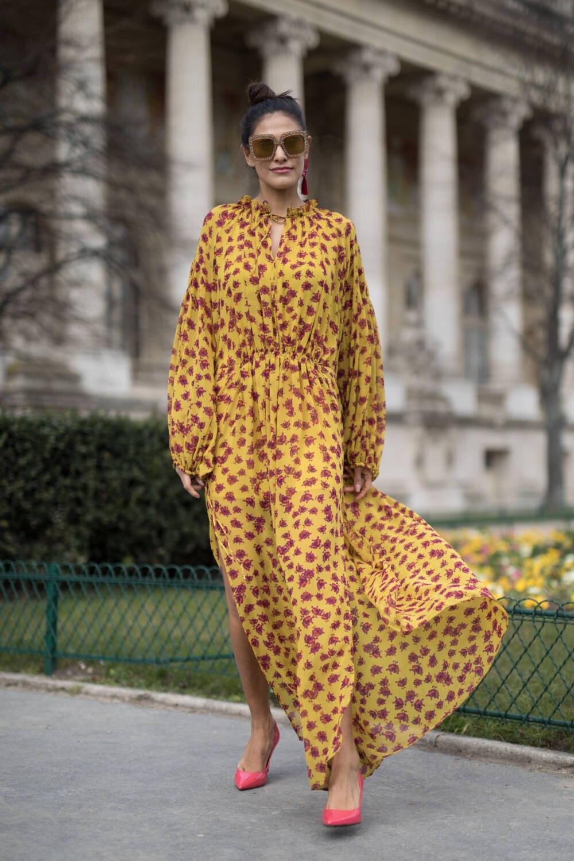 Mit Diesen Tricks Steht Die Mode Trendfarbe Gelb Jedem Stylebook