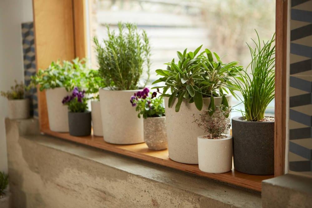 Wohnung sommerlich gestalten auch ohne balkon stylebook - Fensterbrett gestalten ...
