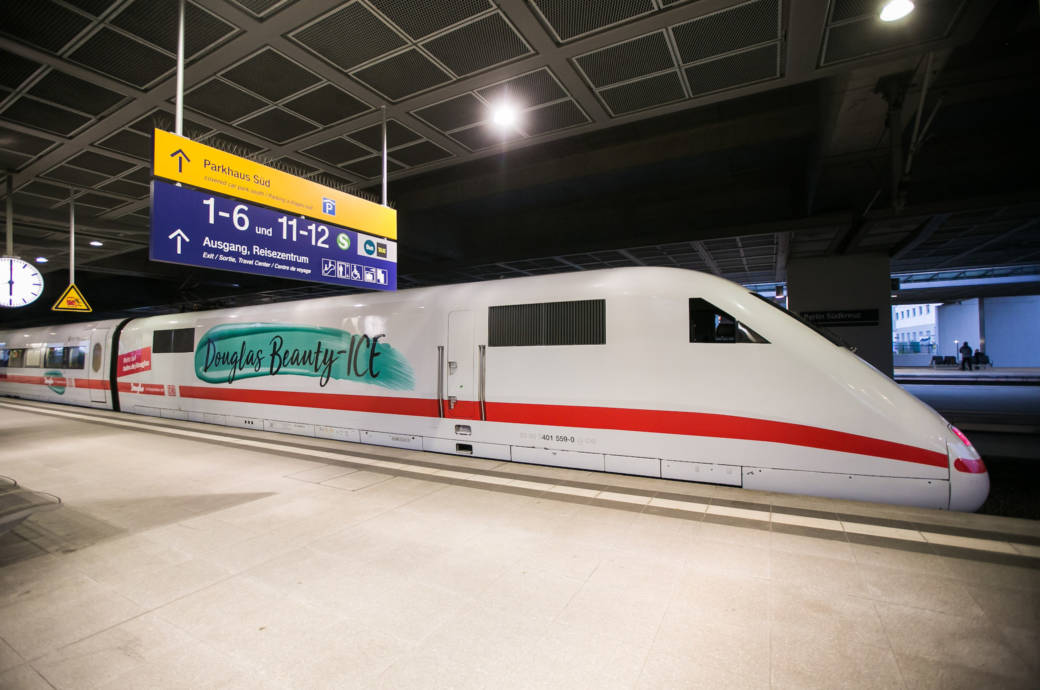 Deutsche Bahn Douglas Zug