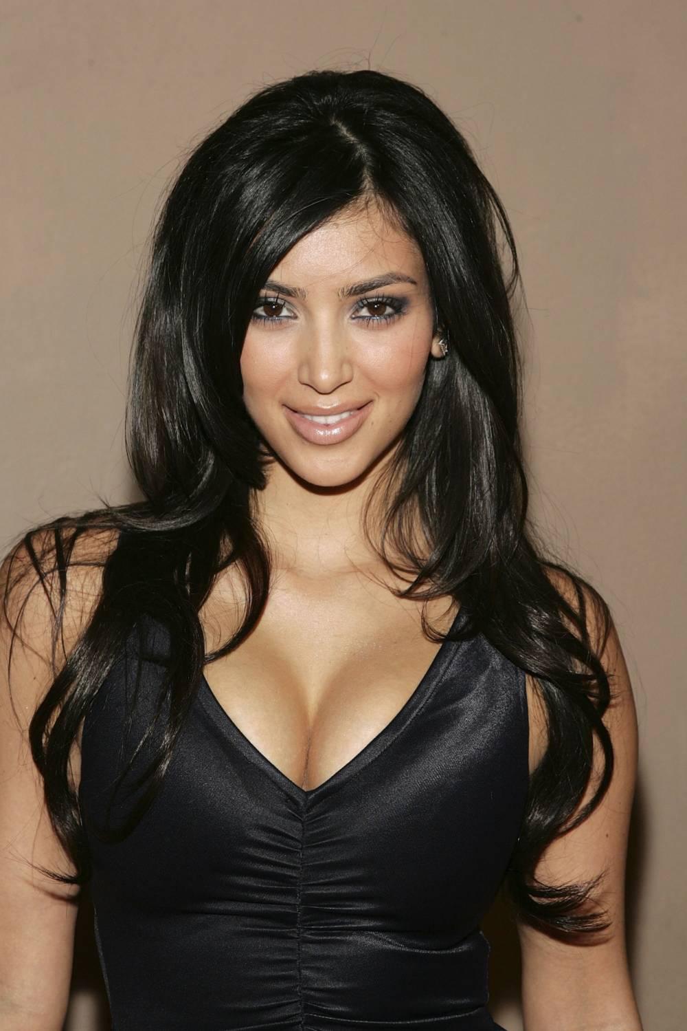 Kim Kardashian im Jahr 2007