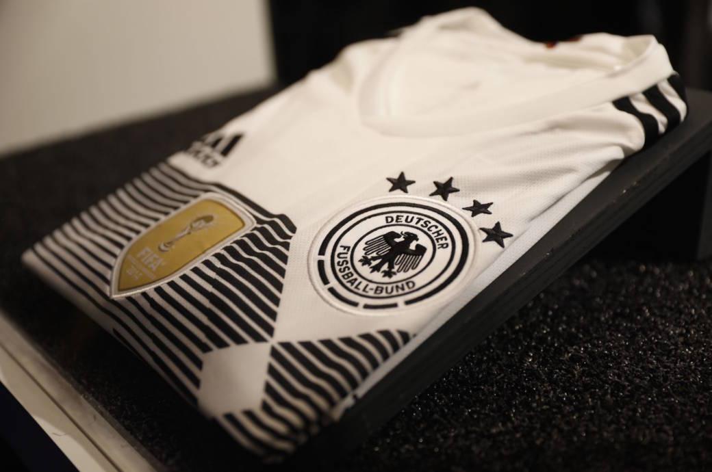 WM Fußball Trikot Deutschland