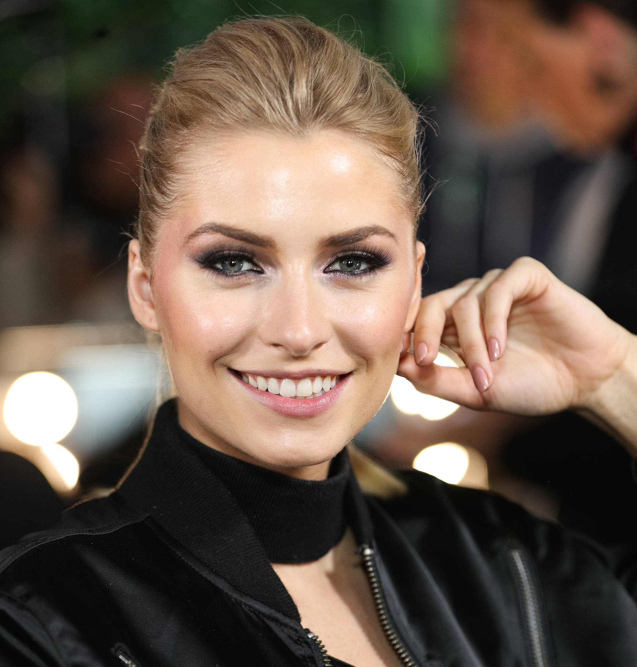 Lena Gercke Liebt Manneruhren Und Lederhosen Stylebook