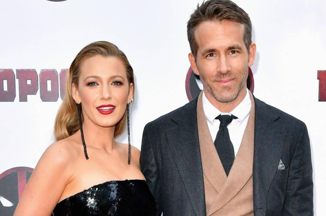 Ryan Reynolds Frau