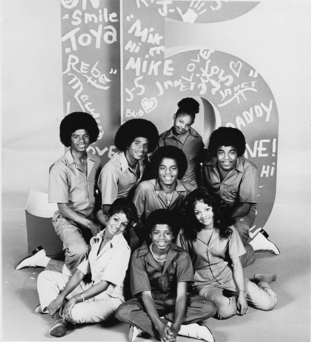 Jackson-Geschwister 1976