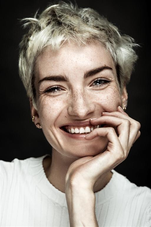 """Gewinnerin von """"Das perfekte Model"""" von 2012, Anika Scheibe"""