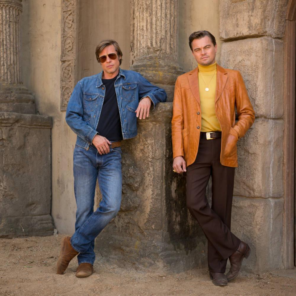Leo DiCaprio zeigt 1. Foto vom neuen Tarantino-Film