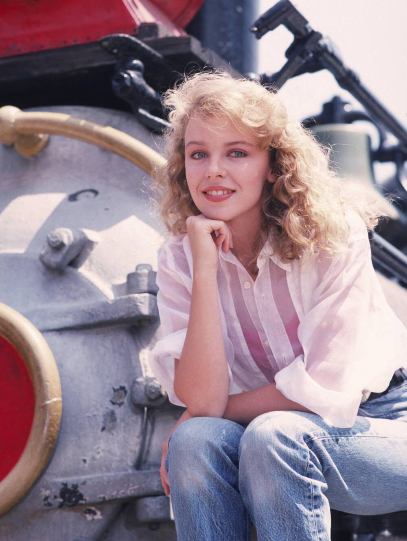 Sängerin Minogue