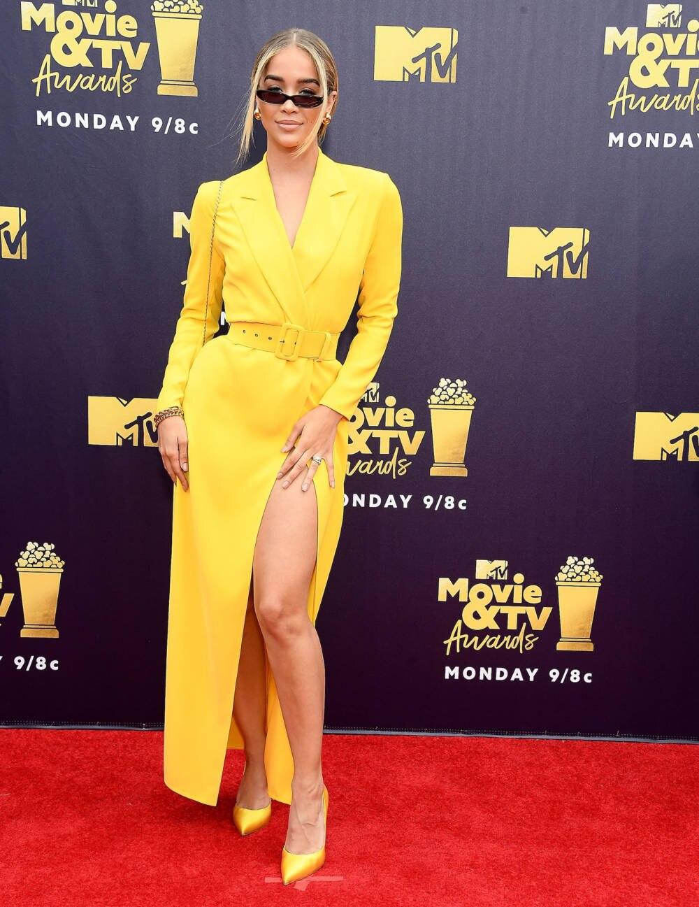 Jasmine Sanders MTV Award