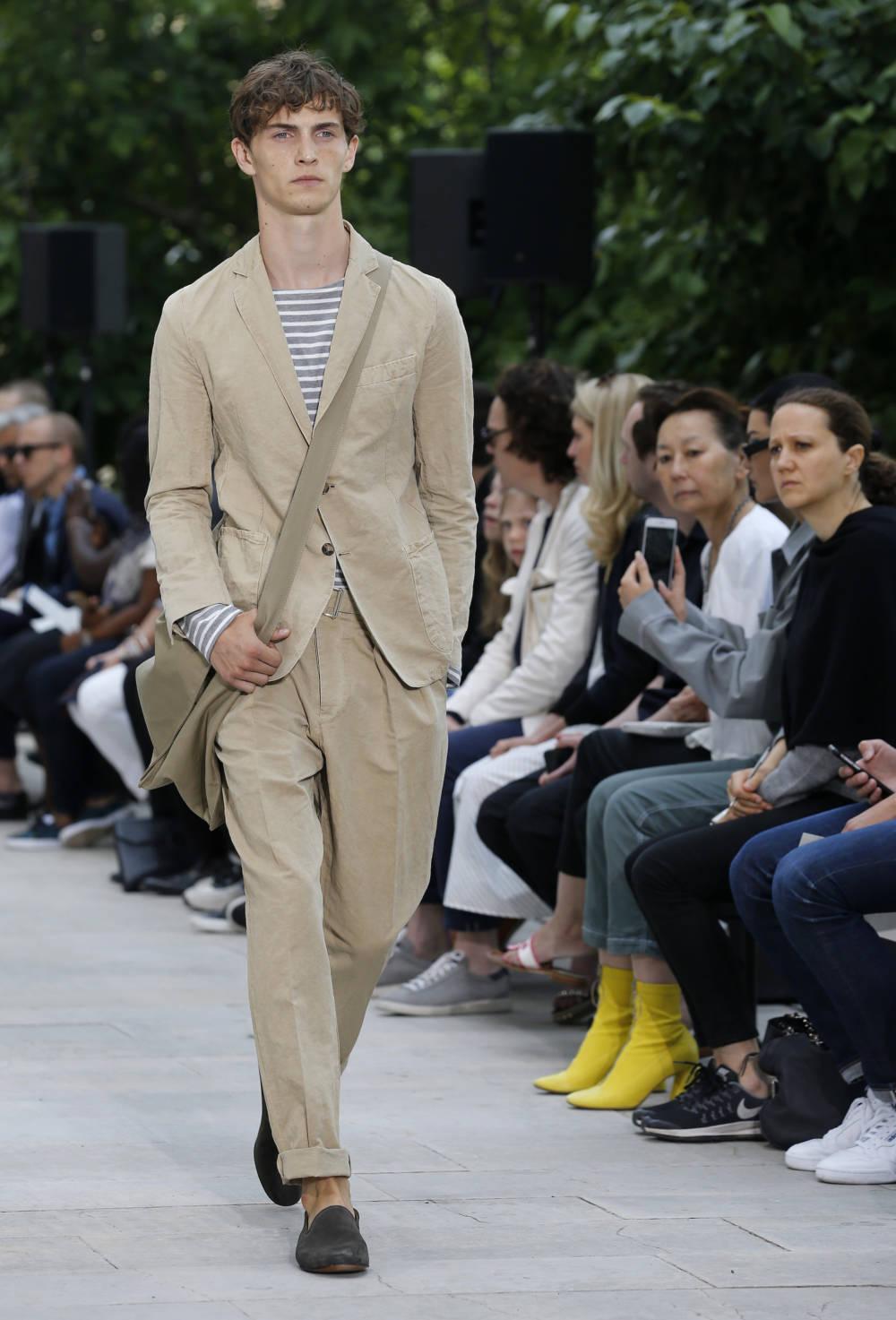 Officine Generale Menswear Show Paris 2018